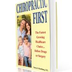 Chiropractic First softcover by Dr. Terry Rondberg